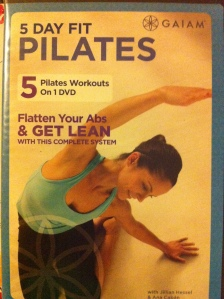 Gaiam AM and PM Pilates Workout DVD
