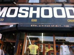 MOSHOOD (Fort Greene, Brooklyn)